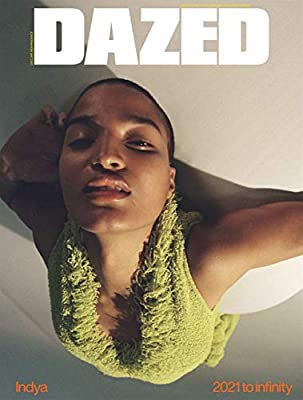 Issue Detail: Spring 2021 Single Issue Magazine Dazed and confused Spring 2021 Indya Country: United Kingdom