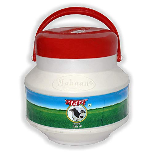 Mahaan Pure Desi Ghee 2 Litre Jar (Agmark Certified)