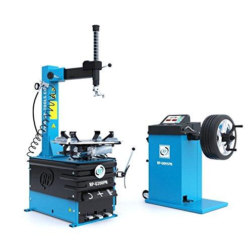 Reifen Montiermaschine und Wuchtmaschine RP-R-U200PN-400V1S und RP-R-U095PN im Set