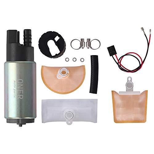 ONER New Electric Fuel Pump & Install Kit Fit Multiple Models Replaces E8229 E2068 E8213 EFP382A