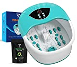 4 in 1 Foot Spa Massager Set...
