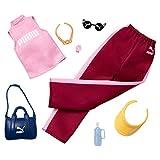 Barbie Fashionistas Kit vêtements Puma, une tenue pour poupée composée...