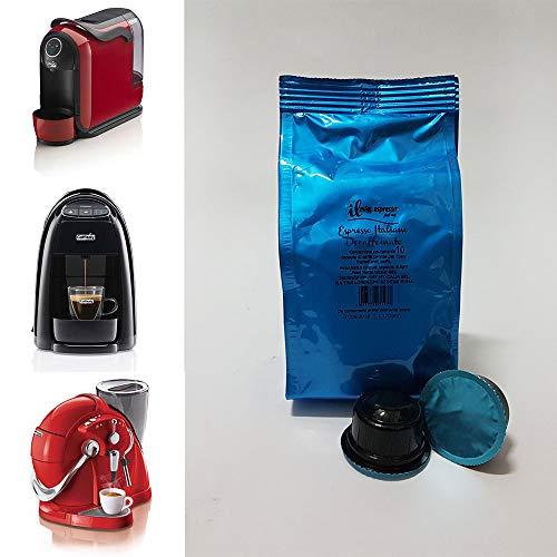 100 capsule compatibili Caffitaly Espresso Decaffeinato - Il Mio Espresso