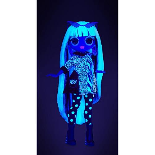Image 2 - L.O.L. Surprise! Poupées mannequins à collectionner – Avec 15 surprises, vêtements et accessoires - Groovy Babe – Série O.M.G. Lights