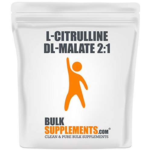 BulkSupplements.com L-Citrulline DL-Malate 2:1 (500 Grams)