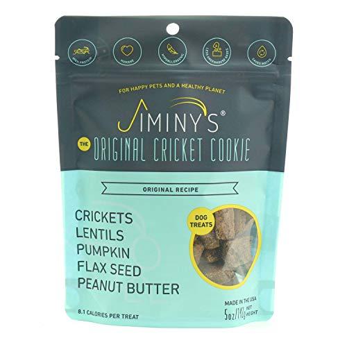 Jiminy's Cricket Protein Peanut Butter & Pumpkin...