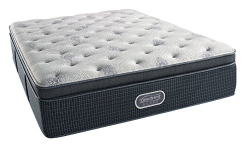 Beautyrest Silver Luxury Firm Pillowtop 900, Queen Innerspring Mattress