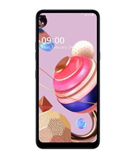 LG K51S Smartphone Dual SIM con 5 Fotocamere, Sensore 32MP, Display 6.5'' HD+, Batteria 4000mAh, Audio DTS:X, Octa-Core 2.3GHz, Memoria 64GB, 3GB RAM, cover trasparente inclusa, Pink [Italia]