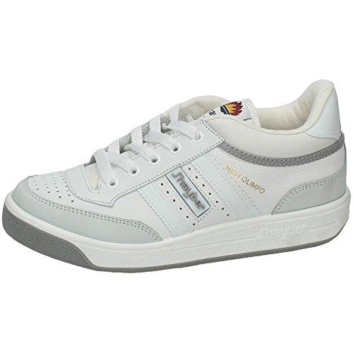 J-Hayber NEW Olimpo - Zapatillas deportivas para hombre, color blanco, talla 42