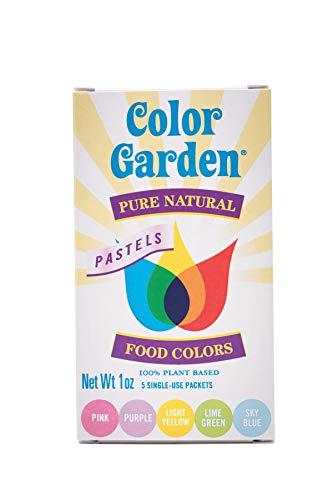 Pure Natural Food Colors