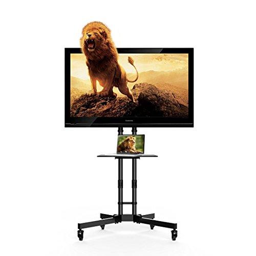 Fleximounts C06 TV carrello mobile supporto a pavimento per moitor/TV pannello piatto LCD LED Plasma...