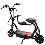 Electric Scooter - Folding Adjustable Adult & Teen Electric Scooter for Commute and Travel,speeds up to 7.5mph