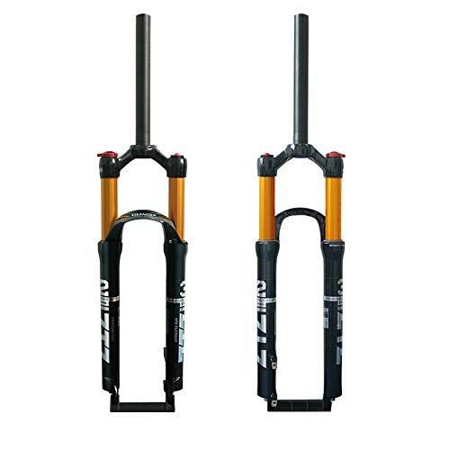ZTZ - Fourche Avant en Alliage de magnésium - Fourche Avant - Amortisseur - Accessoire de vélo, Lock Out, 26