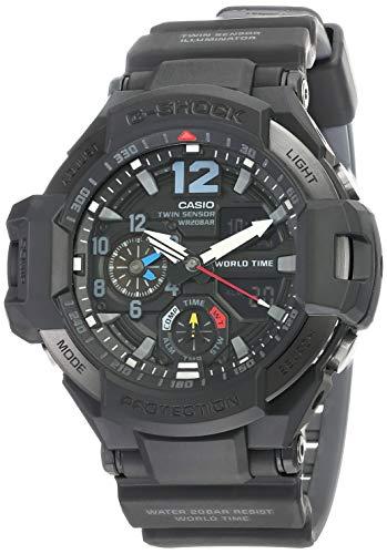 G-Shock Men's Master Of G GA1100-1A1 Watch Black