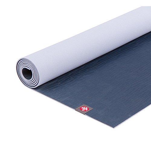 Manduka 131023030 eKO Lite Yoga and Pilates Mat, Midnight,...