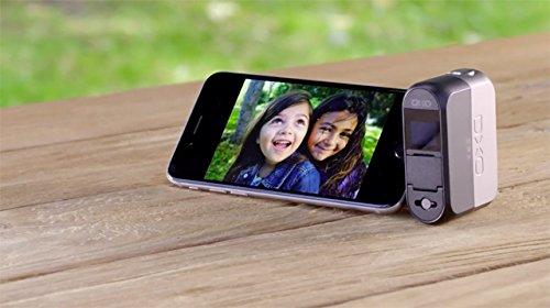 iPhoneに取り付ける高画質コンパクトカメラ「DxO ONE」DxO社 並行輸入品