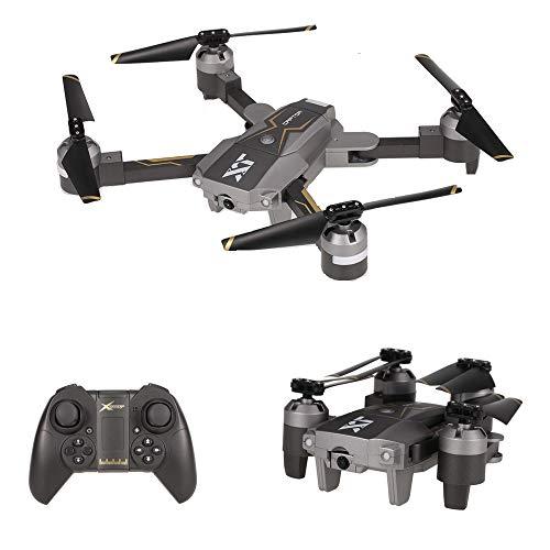 ATTOP X-Pack 8 720 P Grandangolare Fotocamera Wifi FPV Pieghevole Drone Altitudine Tenere Flusso Ottico Posizionamento Quadcopter RC Giocattolo Regalo