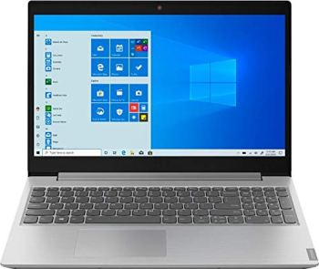 """2020 Lenovo IdeaPad L340 Laptop Computer, 15.6"""" Touchscreen, AMD Ryzen 3 3200U up to 3.5GHz, 8GB DDR4 RAM, 1TB HDD, DVDRW, 802.11ac WiFi, Bluetooth 4.2, HDMI, Grey, Windows 10 Home"""