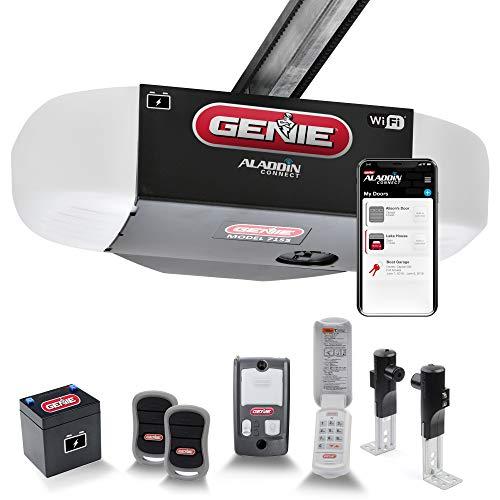 Genie StealthDrive Connect Model 7155-TKV Smartphone-Controlled...