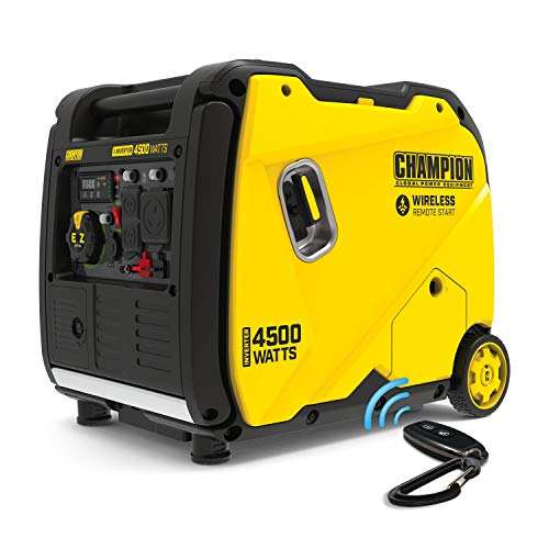 Champion Power Equipment 200987 4500-Watt RV Ready Portable...