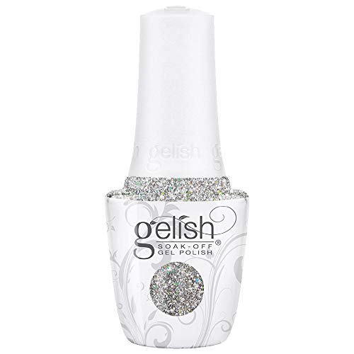 Harmony Gelish -Champagne & MOONBEAMS Fall 2019 Collection - Pick Any Shade .5oz (1110367 - Sprinkle of Twinkle)