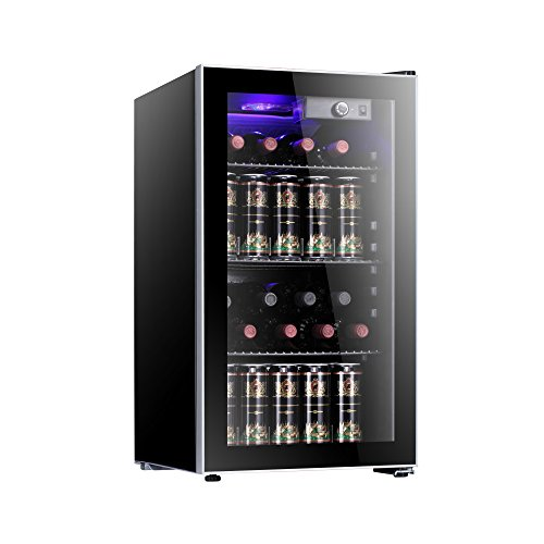 Antarctic Star 26 Bottle Wine Cooler/Cabinet Beverage...