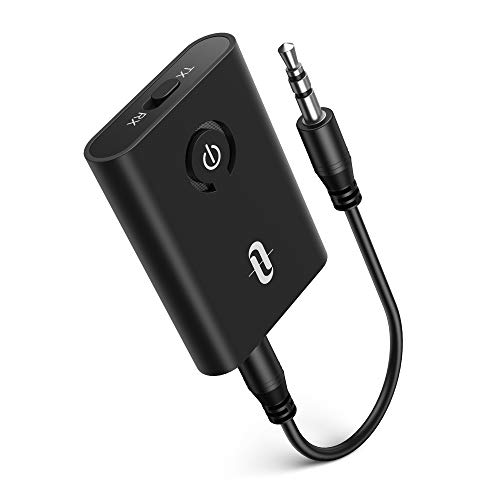 10. TaoTronics Bluetooth 5.0 Transmitter