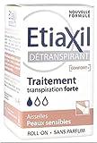 Etiaxil Traitement Détranspirant Confort+ Aisselles Peaux Sensibles Roll-On 15...