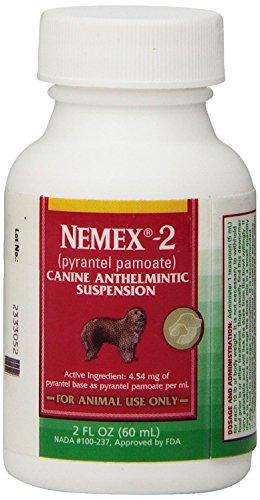 Pfizer Nemex 2 - Puppy Wormer (Pyrantel Pamoate)...