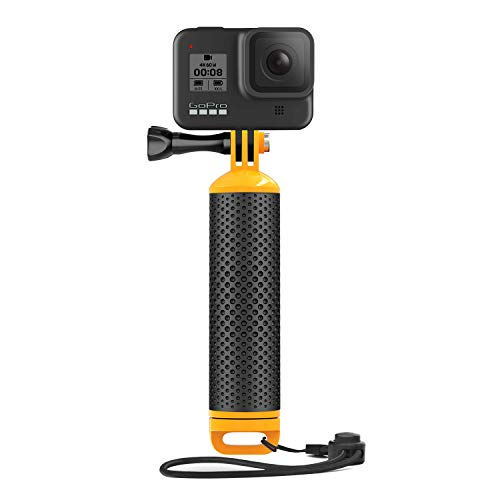 Sametop Impugnatura Galleggiante Impermeabile Compatibile con GoPro Hero 9, 8, 7, 6, 5, 4, Session, 3+, 3, 2, 1, Hero (2018), Fusion, DJI Osmo Action Camera