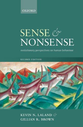 Sense and Nonsense: Evolutionary perspectives on human...