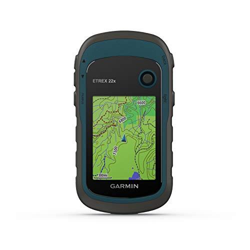 Garmin eTrex 22x, Handheld GPS Navigator by Asim Navigation