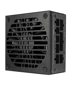 Fractal Design Ion SFX 650G - 80 Plus Gold Certified 650W Full Modular SFX-L Power Supply with UltraFlex DC Wires 120 mm Silent Fan with FDB Bearings Zero RPM Mode - Black, FD-PSU-ION-SFX-650G-BK