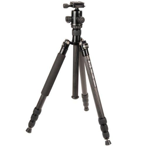 B.I.G. TMC-1300 2-in-1 Carbon Kamerastativ inkl. Kugelkopf