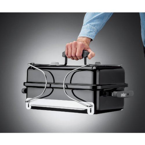 Product Image 3: Weber 121020 Go-Anywhere Charcoal Grill,Black,14.5