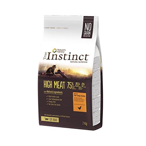 True Instinct High Meat Adult - Nature's Variety - Pienso para Gato...