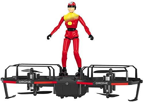 ZHTY Paracadute per Drone biassiale con Telecomando WiFi, Adatto a Bambini e Principianti, con...