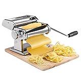 Machine à pâte manuel - 3 types de pâtes / 9 tailles d'épaisseurs - PEM...