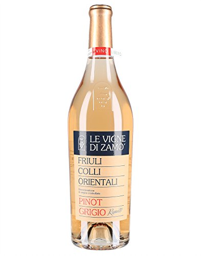Friuli Colli Orientali DOC Pinot Grigio Ramato Le Vigne di Zam 2019 0,75 L