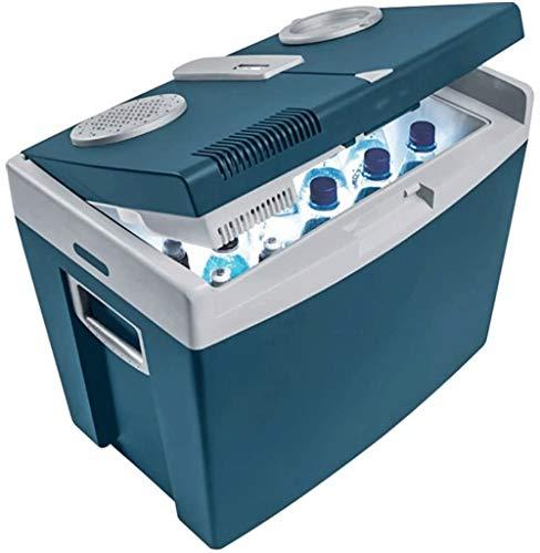 Qinmo 35 litri portatile Frigorifero, mini frigorifero/congelatore for automobilismo, campeggio,...