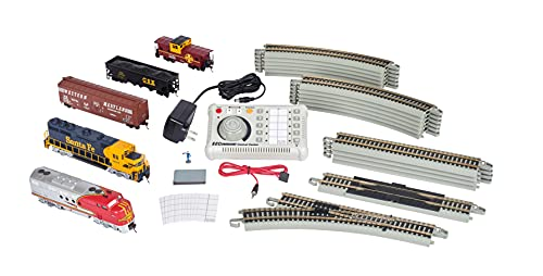 Bachmann-Trains-Digital-Commander-DCC-Equipped-Ready-To-Run-Electric-Train-Set-HO-Scale