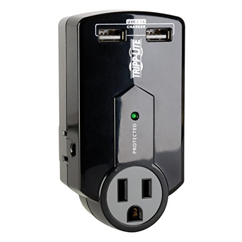 Tripp Lite 3 Outlet Portable Surge...