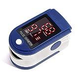 Nihan Fingertip Pulse Digital Display Heath Monitor Measurement