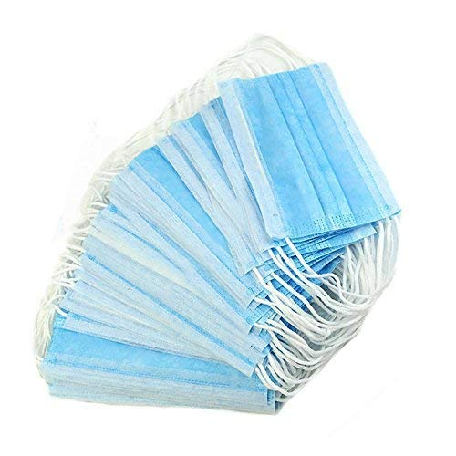 Disposable Face Masks (Pack of 10ct)