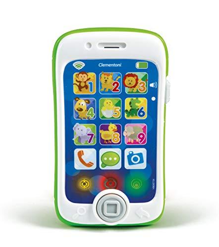 Clementoni Smartphone Touch & Play Giocattolo, Multicolore, 14969