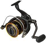 Daiwa BG3500 BG Saltwater Spinning Reel, 3500, 5.7: 1 Gear Ratio, 6+1 Bearings, 38.50' Retrieve Rate, 17.60 lb Max Drag