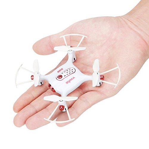 Syma Cifond X20 RC Drone Mini Pocket Drone LED RC Quadcopter Micro Quads Altitude Hold Headless RC Quad Copter