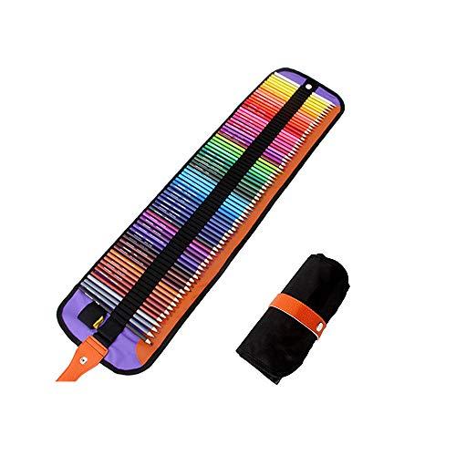 Meloive Set di 72 Matite Colorate. Le migliori matite colorate per artisti, fumetti, illustrazioni,...