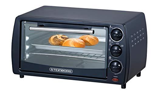 Steinborg | Mini-oven | 13 L | 60°-250°C | 900 watt