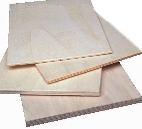 Juego de 10 piezas de madera laminada de álamo sin tratar, de 29,5 x...